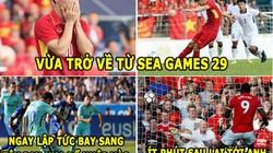 HẬU TRƯỜNG (27.8): Messi bị Công Phượng nhập, sao ĐT Bỉ trẻ con