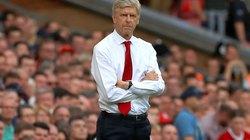 HLV Wenger nói gì khi Arsenal thảm bại trước Liverpool?