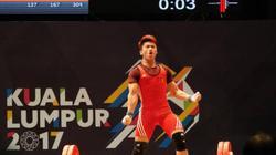 Bảng tổng sắp huy chương SEA Games 29 (29.8): Giữ vững tốp 3