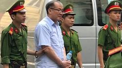 Phạm Công Danh dự phiên xử đại án Oceanbank với tình trạng bệnh nặng