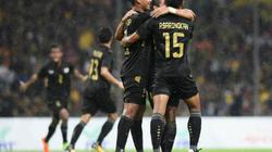 """Clip: Thảm họa thủ môn, U22 Malaysia """"dâng"""" HCV cho U22 Thái Lan"""