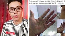 Đồng nghiệp chia sẻ với Đông Hùng khi bị chủ nợ chém rách tay
