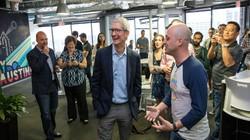 Kiếm bộn tiền, Apple tham vọng kiến tạo xã hội