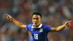 """""""Messi Thái Lan"""" trở lại đội tuyển chuẩn bị cho vòng loại World Cup 2018"""