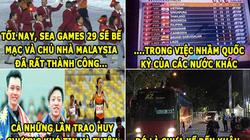 """HẬU TRƯỜNG (30.8): Chủ nhà Malaysia khiến SEA Games """"mất giá"""""""
