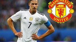 """Mourinho """"mở cửa"""" đón tuyển thủ Đức vào phút chót?"""