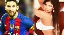 """Nàng Hoa hậu Siêu vòng 3 Brazil nguyện """"cởi đồ"""" vì cuồng yêu Messi"""