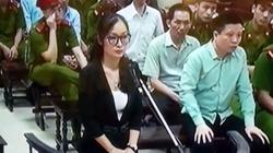 Nữ cựu Phó tổng giám đốc Oceanbank khóc kêu oan