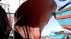 Công nhân sửa tàu 67 hư hỏng bỏ về quê, đẩy ngư dân vào đường cùng