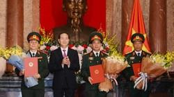 Phong quân hàm Thượng tướng cho Tổng tham mưu trưởng QĐNDVN
