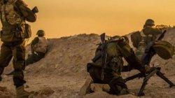 """25 đặc nhiệm """"Săn IS"""" đánh bại 350 tay súng khủng bố ở Syria"""