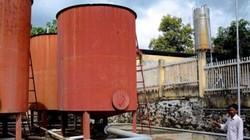 Công trình nước sạch cấp nước bẩn chứa arsen vượt giới hạn cho phép
