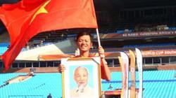 CĐV Hải Phòng vượt 2500km đến Cambodia ủng hộ ĐT Việt Nam