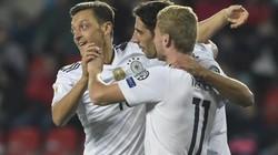 """Clip: ĐT Đức trút """"mưa bàn thắng"""" vào lưới Na Uy"""