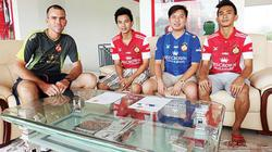 Chuyện thú vị về 2 anh em cầu thủ gốc Việt trong ĐT Campuchia