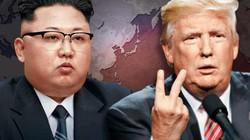 Hai thứ Kim Jong-un muốn ở Trump sau vụ thử hạt nhân lần 6