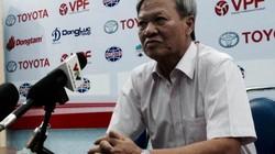 """HLV Lê Thụy Hải """"mỉa mai"""" HLV ĐT Campuchia"""