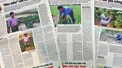 Giải Báo chí toàn quốc THNDVN 2017: Đọc để thấy ND Việt ngày càng giỏi và giàu