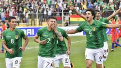 Kết quả vòng loại World Cup 2018 khu vực Nam Mỹ (6.9)