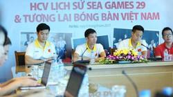 TRỰC TIẾP: Giao lưu với tuyển thủ bóng bàn đoạt HCV SEA Games lịch sử