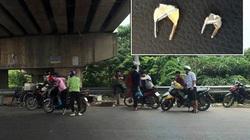 """Hé lộ """"thủ phạm"""" hạ gục hàng loạt xe trên cao tốc HN-Bắc Giang"""