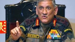 Tướng Ấn Độ: Phải sẵn sàng chiến tranh cùng lúc với TQ, Pakistan