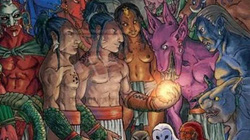 """Bí mật """"thành phố ngầm"""" của người Maya"""