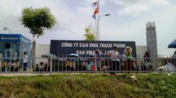 6.000 công nhân S&H Vina lại ngừng việc, đòi quyền lợi