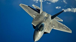 Nếu xung đột với Triều Tiên, Mỹ sẽ tung F-22 Raptor vào trận