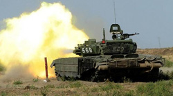 Xe tăng Nga bắn nhầm đồng đội, một binh sĩ thiệt mạng