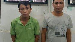 Cảnh sát đột kích ổ đánh bạc bằng máy ở Sài Gòn