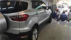 Đứt dây cuaroa khi lưu thông, xe Ford Ecosport Titaninum bị từ chối bảo hành?