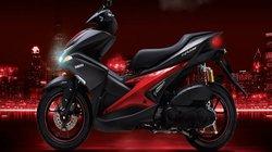 Yamaha NVX thêm loạt màu và cặp phuộc mới