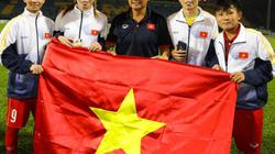 Sự thật bất ngờ về cầu thủ nữ có thai dự SEA Games 29