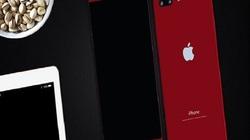"""Ngắm iPhone 8 màu đỏ """"bằng da bằng thịt"""""""