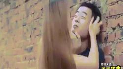 Clip hài: Muốn hôn gái miễn phí thì phải trả giá