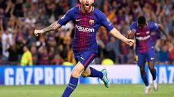 """Clip: Messi lập cú đúp, Barcelona """"đòi nợ"""" trước Juventus"""