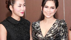 4 bà mẹ chồng giàu, 'hét ra lửa' nhưng thân thiện với mỹ nhân Việt