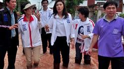 Bà Yingluck được minh oan trong vụ lụt lịch sử năm 2011