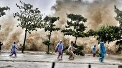 CẬP NHẬT bão số 10 ngày 15/9: Bão sang Lào sau 6 giờ quần thảo miền Trung