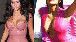 """Kiểu váy áo ngạt thở làm cô Kim """"siêu vòng 3"""" phô 3 vòng siêu tưởng"""