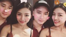 Cuối cùng, Phan Mạnh Quỳnh cũng được công khai bạn gái