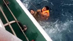 Chồng cô giáo tự tử từng nhảy xuống biển cứu 4 người gặp nạn