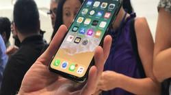 Apple quá tải không đủ iPhone X cho năm nay