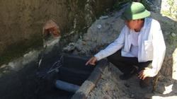 Quảng Trị: Công ty Trung Quốc gây ô nhiễm, dân đeo khẩu trang ngủ
