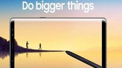 Galaxy Note 8 cán mốc270.000 chiếc trong tuần đầu tiên ra mắt