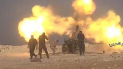 """Quân đội Syria dội """"bão lửa"""" thổi banh xác chiến binh IS"""