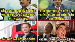HẬU TRƯỜNG (19.9): Bóng đá Việt sa sút vì lãnh đạo mải đấu đá
