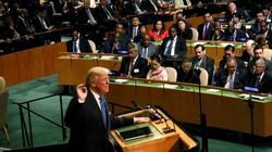 """Lý do nhiều lãnh đạo """"né"""" ông Trump tại Liên Hiệp Quốc"""