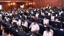 100 HS khuyết tật của 16 nước châu Á thi lập trình, đồ họa